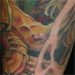 tattoo galleries/ - cemetery sleeve front
